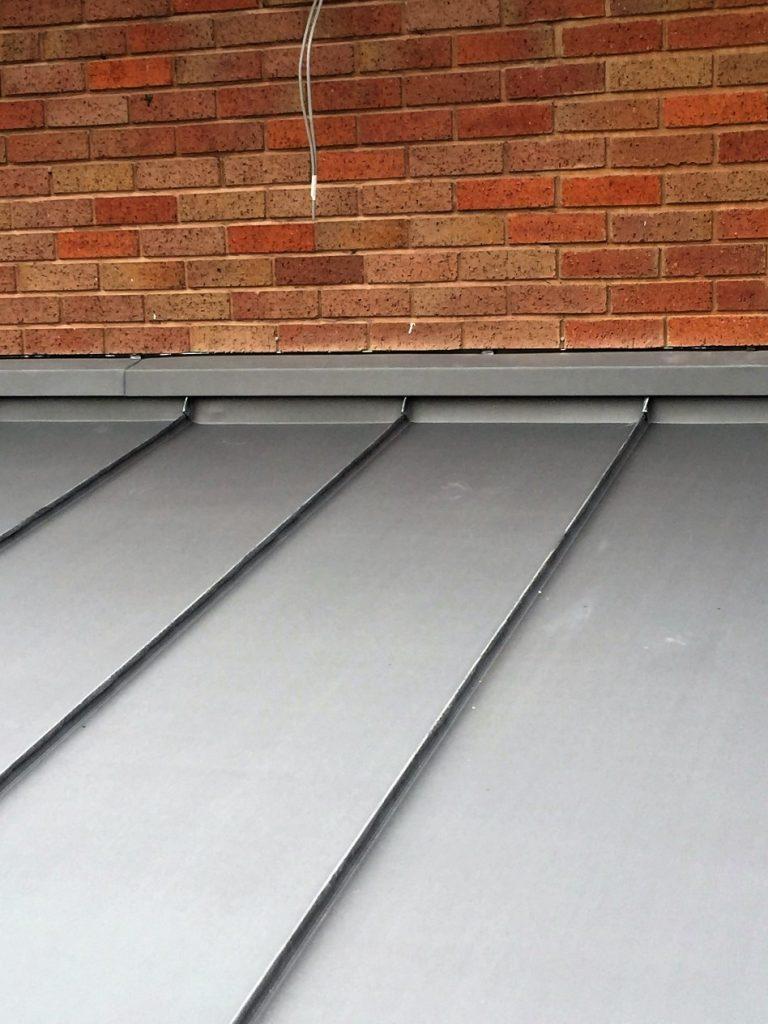 Vm Quartz Stourbridge Prestige Metal Roofing